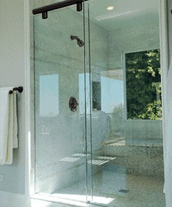 Custom Shower Doors Martinez Glass
